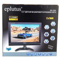 "EP-133T DVB-T2 13.3"" Eplutus Телевизор с цифровым тюнером"