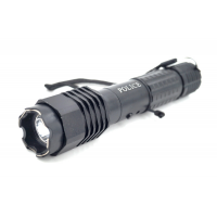 1103  Электрошокер фонарь с зумом