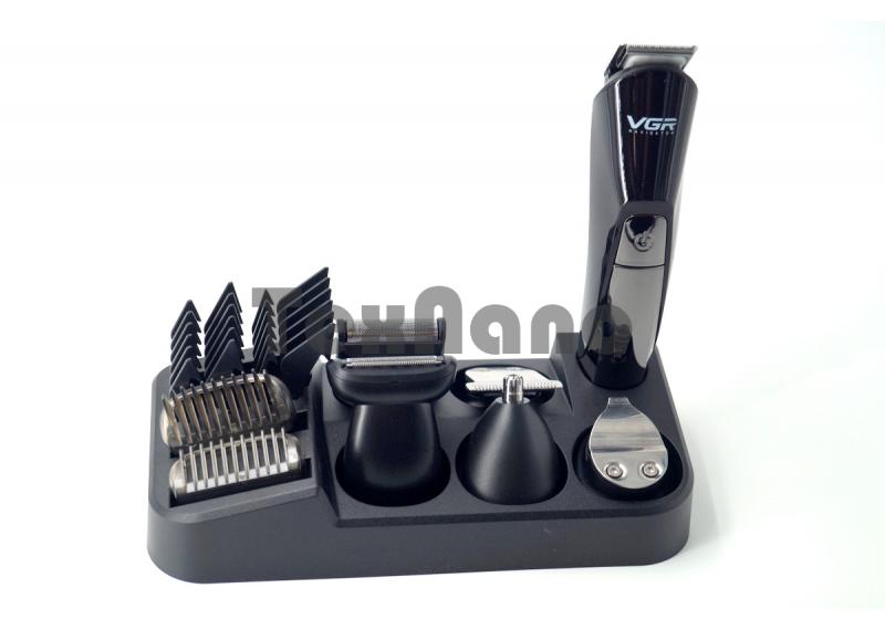 V-012 VGR 6in1 Электробритва/Триммер/Машинка для стрижки волос