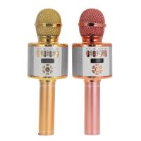 DS-898 Беспроводной Bluetooth микрофон /SD/USB/LED подсветка