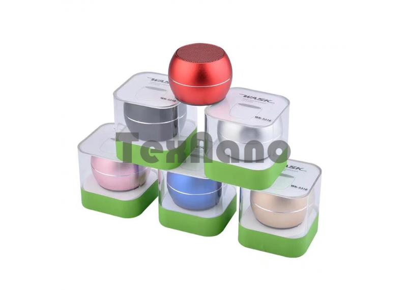 WK-5310 TWS Bluetooth Колонка (1+1 Две колонки работают одновременно)