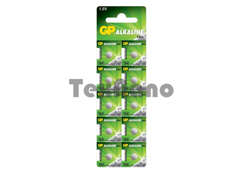 AG1 Батарейка GP LR60 (AG1) GP164FRA-2C10 (250/5000)