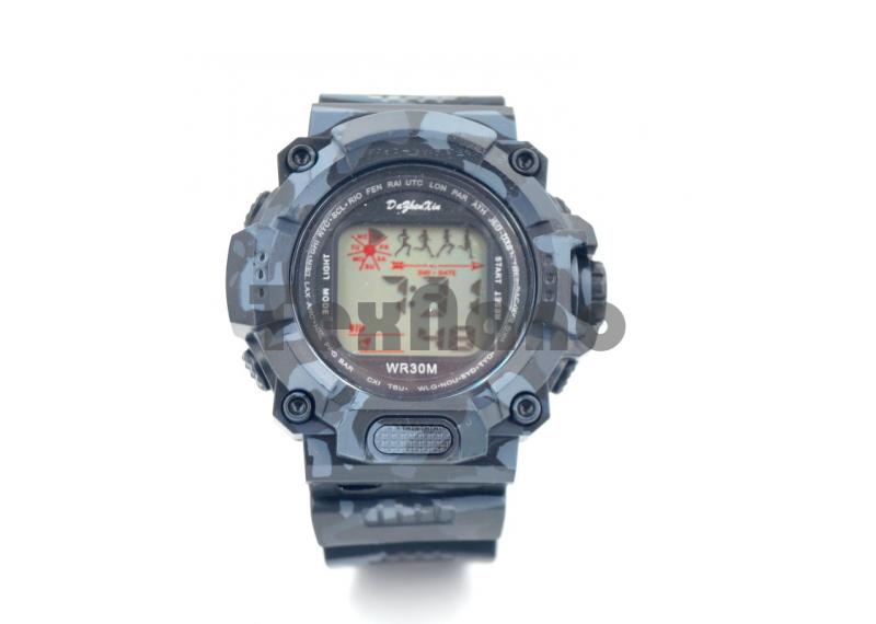 A-1 Часы наручные, электронные с подсветкой