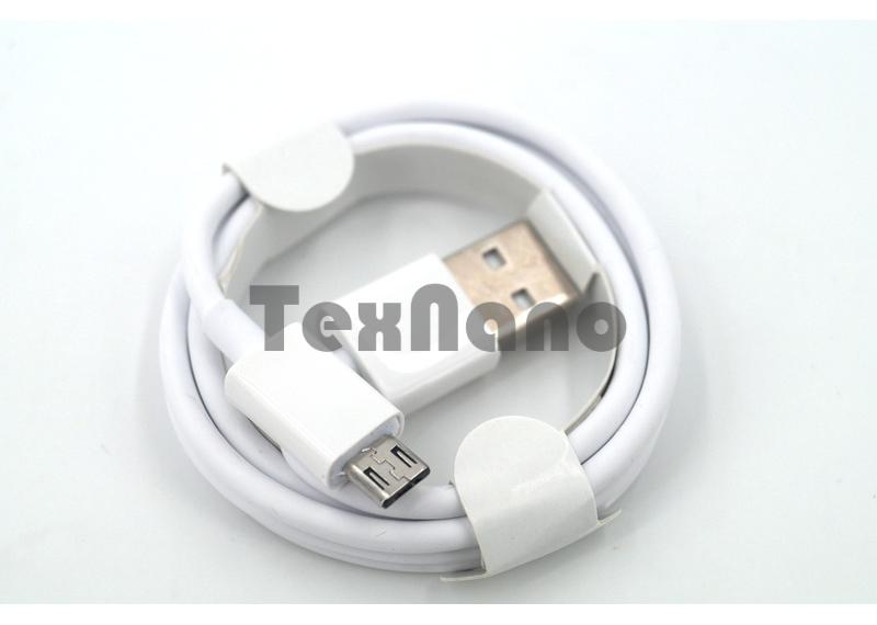 USB Кабель micro/Android  Оригинал в пакетике 1000mm