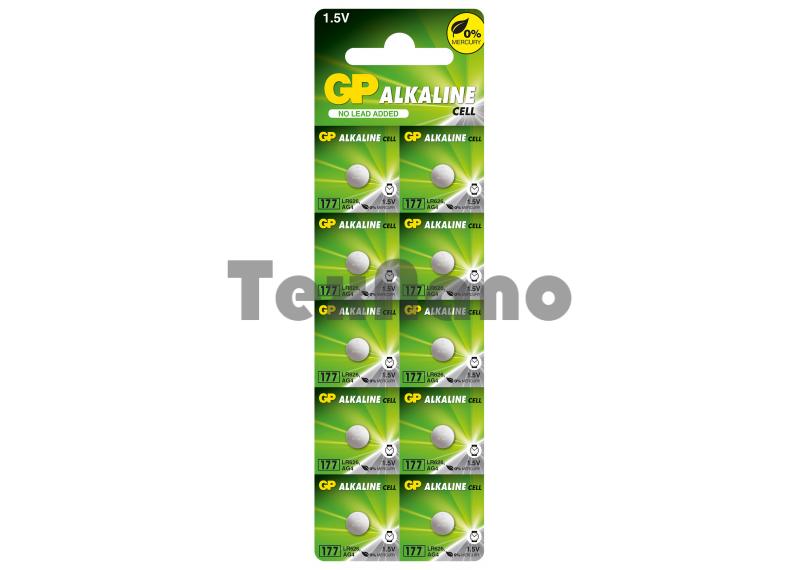AG4 Батарейка GP C10 (AG4/626/377) (250/5000)