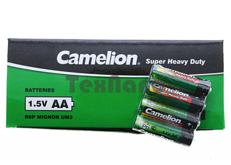 AA Батарейка Camelion R6   SR-4 без блистер (60/960)