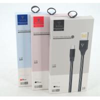 "V-08 USB Кабель Micro ""VONK"" 2.4A /1000mm"