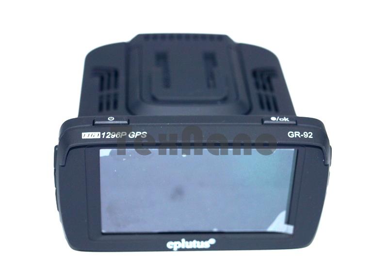 "GR-92 Видеорегистратор с радар дедектором "" Eplutus"""