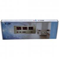 AR001 2USB Блок питания /5V. 2.4A ( Быстрая зарядка)