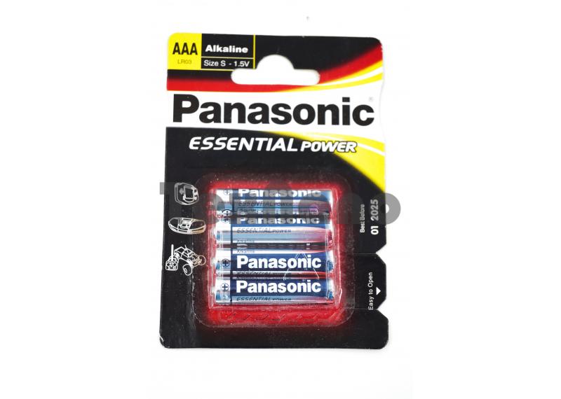 AAA LR03 батарейка Alkaline Panaconik ( 12*4=48/960)