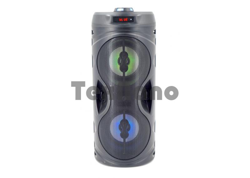 RS-8879  Колонка с FM/CD/USB/Bluetooth/LED