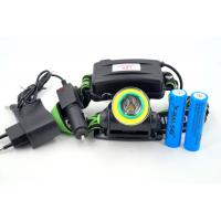 BL-T107-T6 COB+LED Аккумуляторный налобный фонарь
