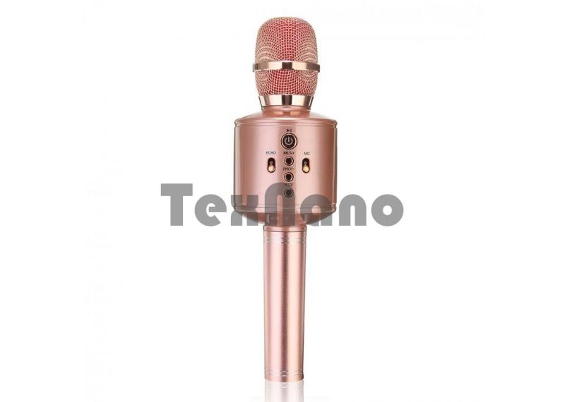 H3 Беспроводной караоке микрофон AUX/SD/Bluetooth