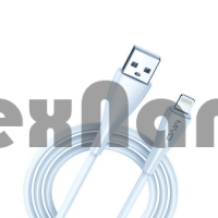 MX-22L Mivo USB Кабель iPhone 5/6/7/8.... 1000mm 2.4A