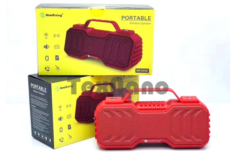 NR-2029 Колонка с Bluetooth, USB/SD/FM