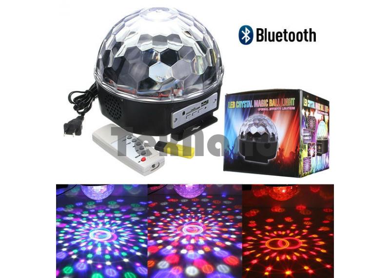 802BT Светодиодный шар с Bluetooth