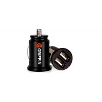 GRIFFIN USB Прикуриватель на 2 USB 2.1A/1A