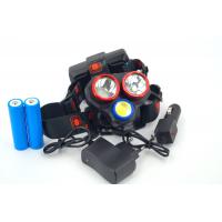 FA-XQ209T6 Аккумуляторный налобный фонарь LED+COB