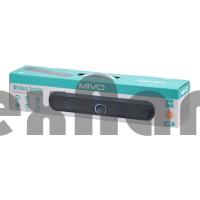 M50 Беспроводной акустический Bluetooth 5.0 динамик Mivo 8W, FM, USB, AUX, MicroSD,1800mAh