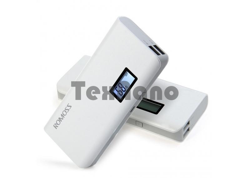 PH-50 ROMOSS 10400mAh Sense 4  Power Bank Зарядное устройство