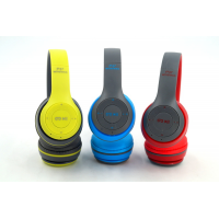 P47 Беспроводные наушники Bluetooth/FM/MicroCD