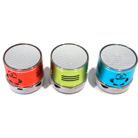 CC4 Портативная колонка с FM/CD/USB/Bluetooth