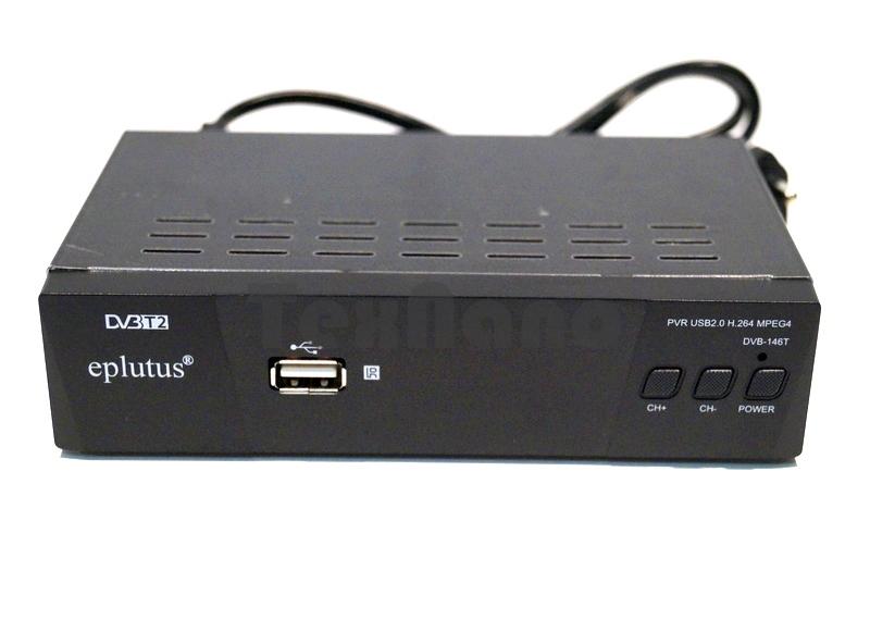 DVB-146T цифровая приставка DVB-T2