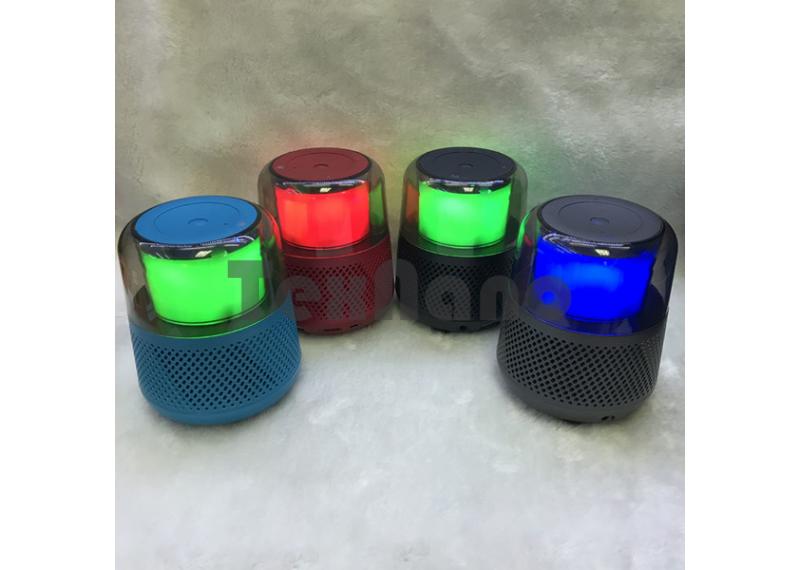FZ-04 Колонка с Bluetooth, USB/SD/FM  ( Динамическая подсветка)