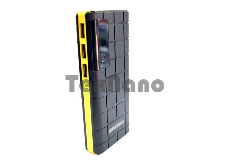 Power Bank W1 20000mAh 3 USB