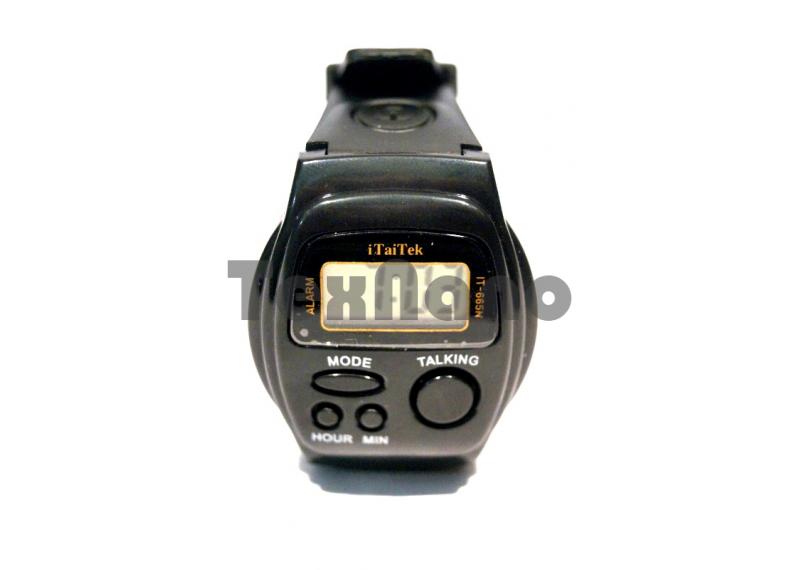 IT-665N Наручные Электронные Говорящие часы ( Для слепых )