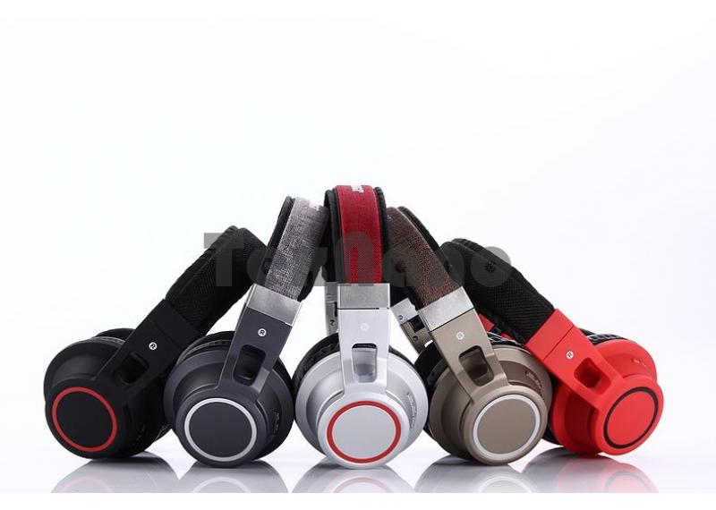 BTY7 Беспроводные наушники Bluetooth/FM