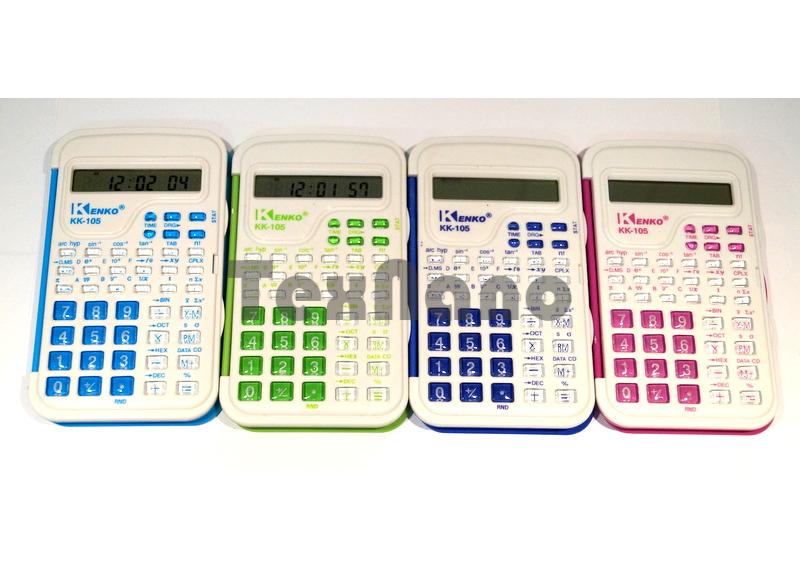"""KK-105 Калькулятор инженерный """"Kenko"""" 10-ти разрядный"""