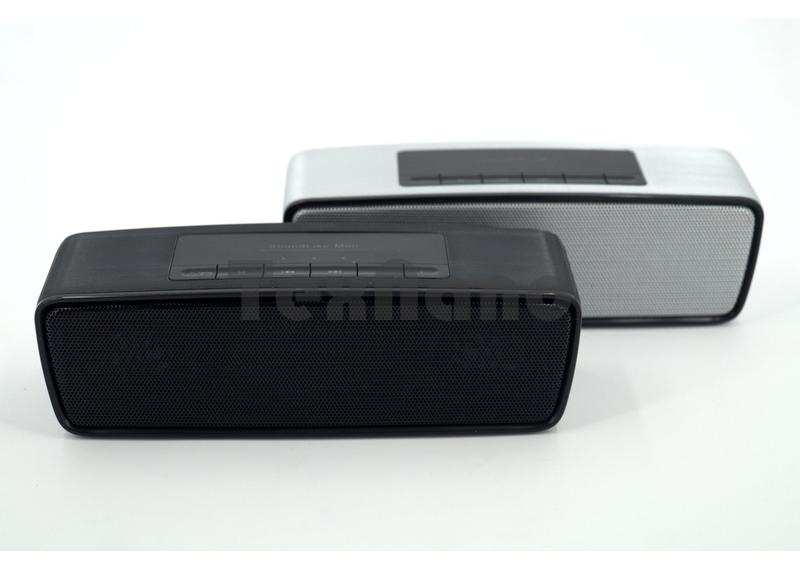 S205 MINI  Портативная колонка с  Bluetooth, FM-Радио, USB/SD