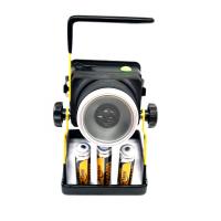 W-806(404) Аккумуляторный фонарь ( Прожектор) с зумом