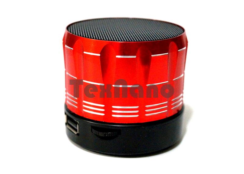 S12 Портативная колонка с FM/CD/USB/Bluetooth