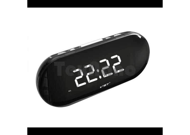 VST-717-6 Электронные сетевые часы