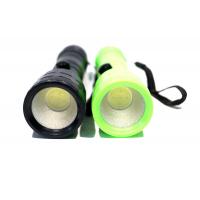 Y-1-1108 COB Ручной фонарик ( работает от трех батареек ААА)