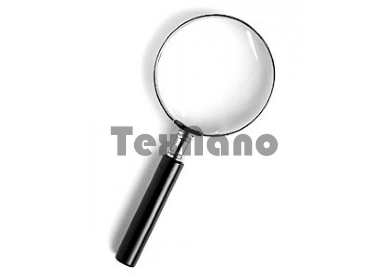 Лупа ручная круглая 2.5х- 60мм (Металл)