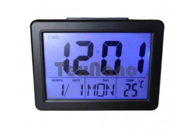 2619  Электронные Часы с будильником