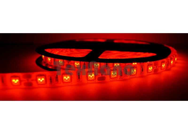 5050-60 Светодиодная лента красная 5 метров