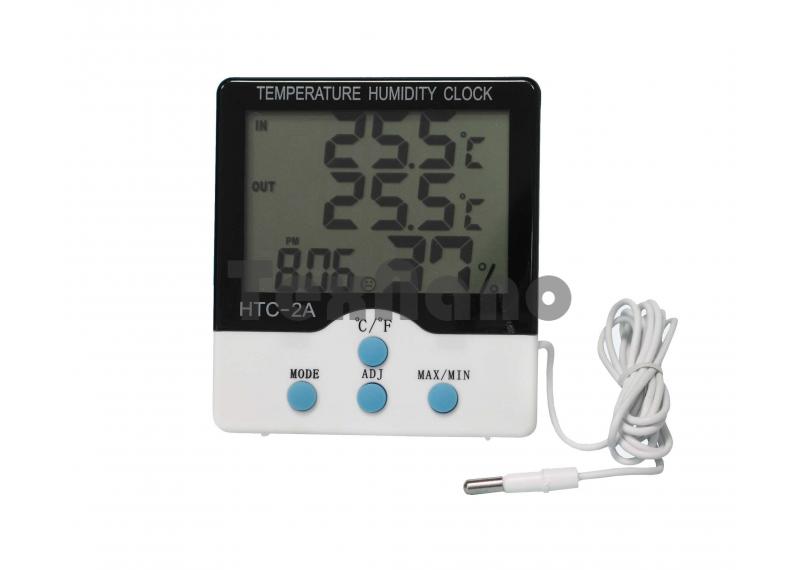 HTC-2A Часы с термометром