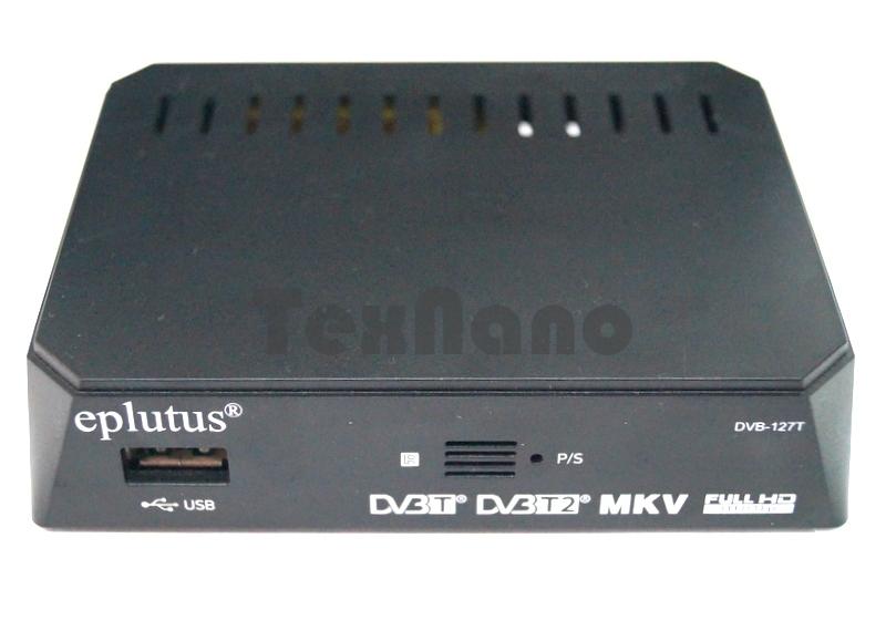 DVB-127T цифровая приставка DVB-T2
