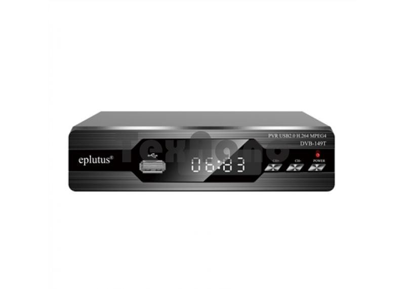 DVB-149T цифровая приставка DVB-T2