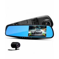 D02 Автомобильный видеорегистратор-зеркало Eplutus