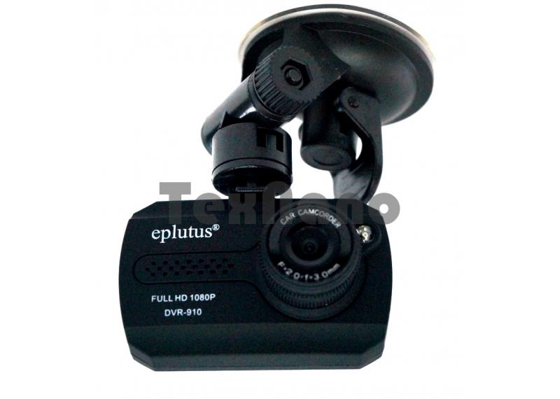 DVR-910 Автомобильный видеорегистратор Eplutus