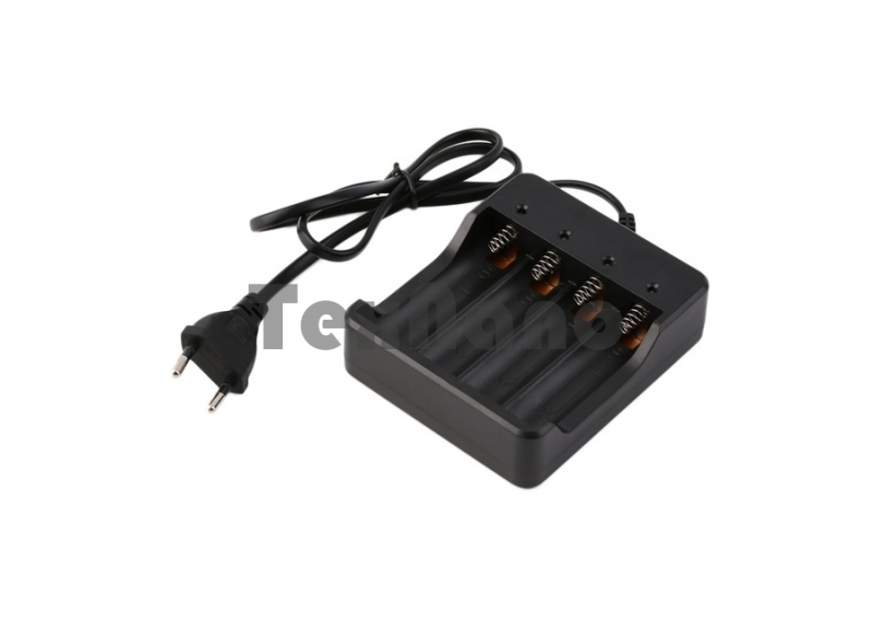 HD-077B  Зарядное устройство Li-ion аккумуляторов 18650