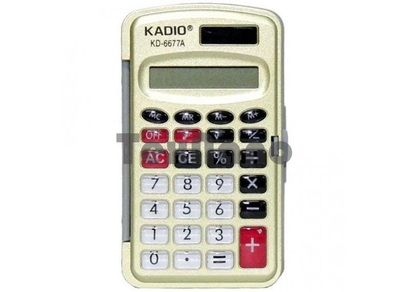 KD-6677A Калькулятор