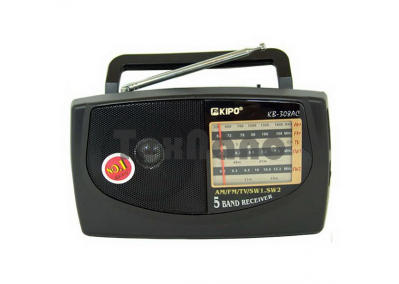 "KB-308AC Радиоприемник "" KIPO"""