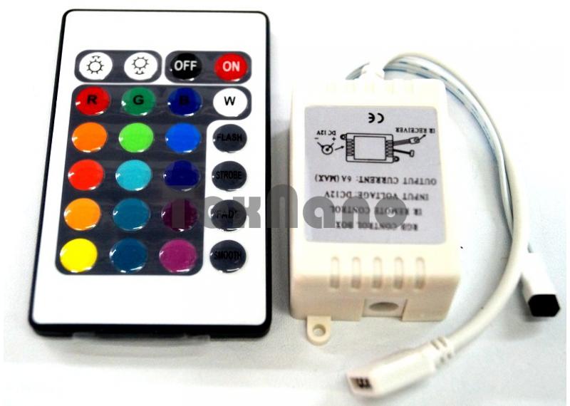LED CONTROL Универсальный LED CONTROL для светодиодных лент