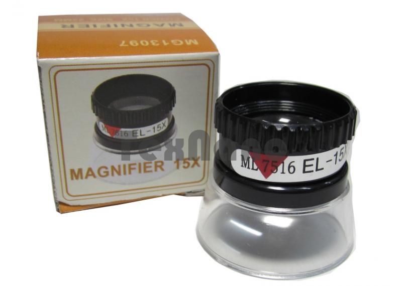 MG 13097 15X  Лупа монокль